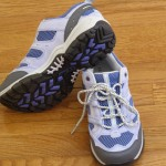 Good treads provide ideal traction and cushioning for hiking and blazing trials.