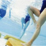 water step aerobics, pic