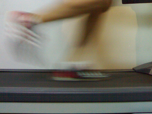 Keep up the pace with exercise.