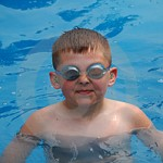 Aquatic ear plugs can help prevent swimmer's ear. Take caution: a choking hazard for small children.
