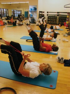 A Group Fitness class can recharge your battery, both physically and mentally.