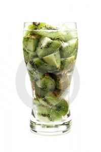 Foods like kiwi help hydrate.