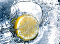 lemon water, pic