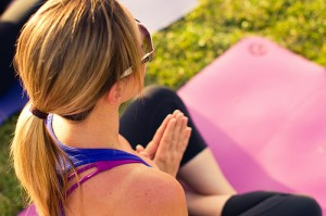 The warmth of summer gets deeper meaning with regular stretching sessions.