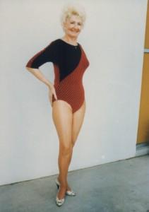 Lillian, age 67.