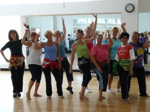 Aerobic activity helps you hear life's music.