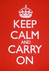 Keep calm, pic