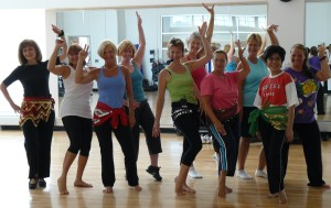 Find fun in the everyday. Make your Group Fitness class an hour-long vacation.