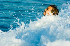 big splash, little boy, pic