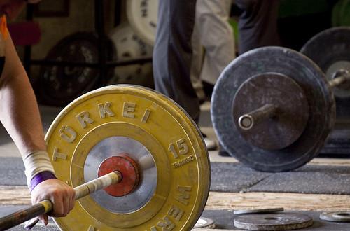 Strength Train Like a Champion