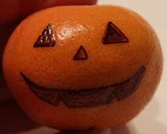 clementine pumpkin, pic