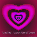 fight heart disease, pic