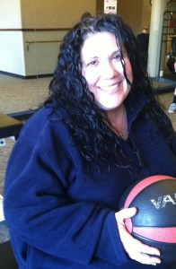Barbara Vargas found happiness outside her comfort zone.