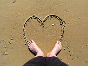 On vacation, even your heart is happier.