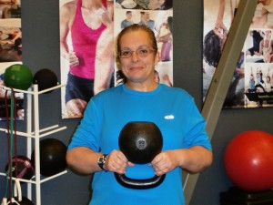 Give a kettlebell a swing.