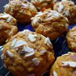 pumpkin muffins, pic