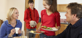 The Family Meal: Beyond Thanksgiving