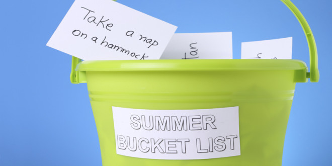 7 Must-Dos This Summer
