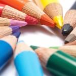 colored pencils, pic