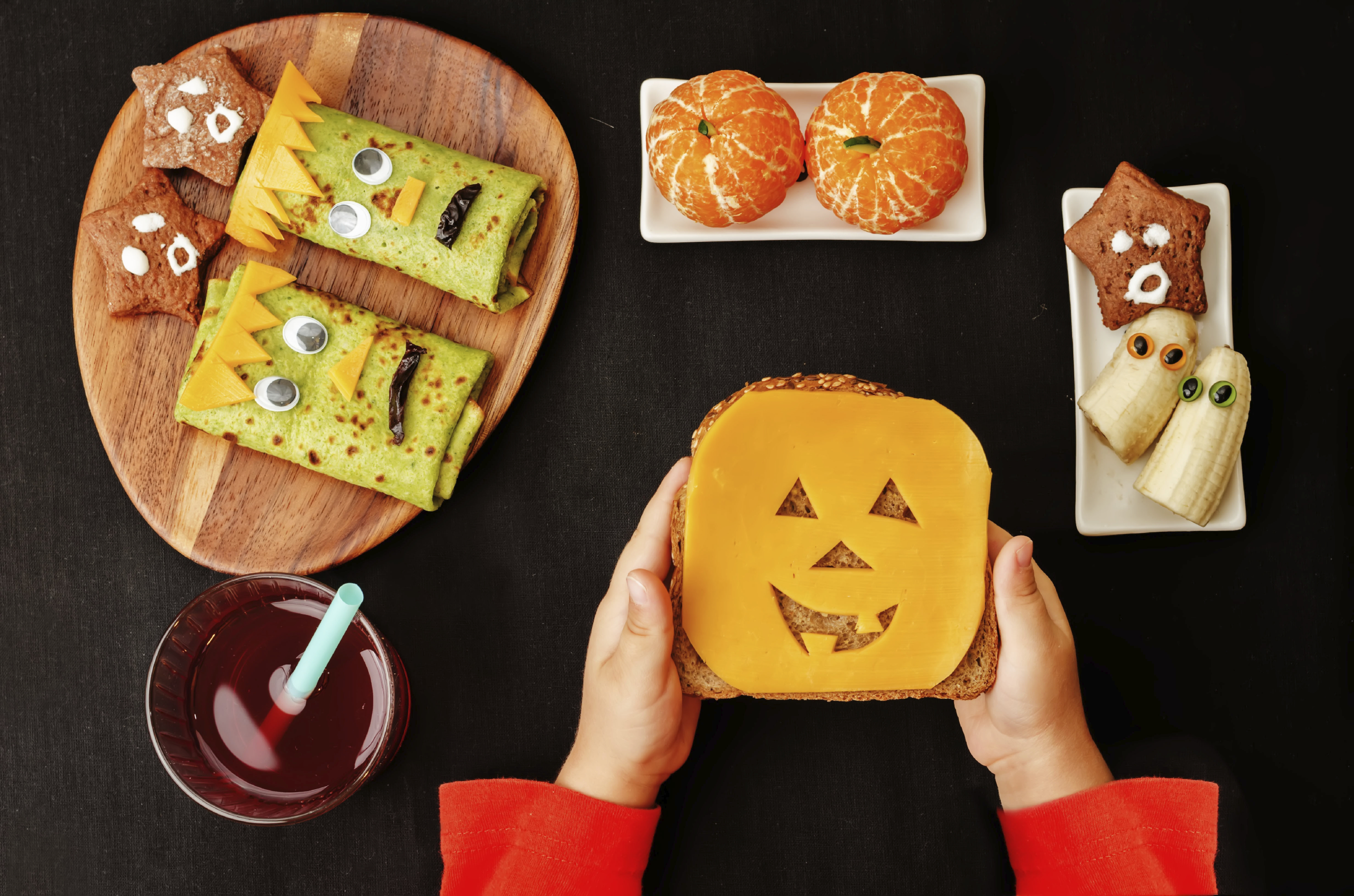 Quick Tips for a Healthy Halloween