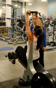 Strength training complements aerobic workouts in diabetes fitness plans.