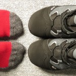Comfy socks make workouts easier.