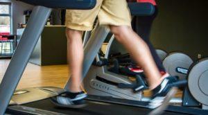 Treadmill run, pic