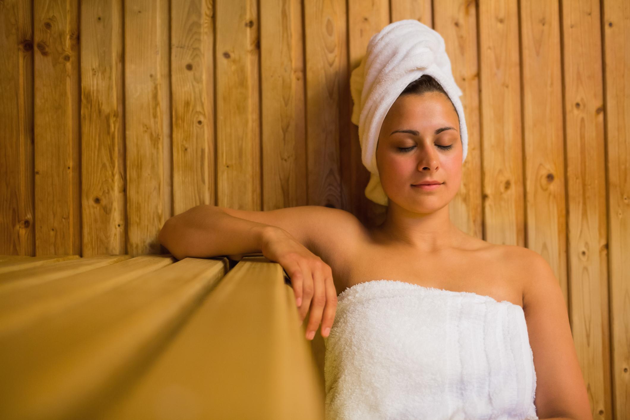 The Sauna Session, a Healthful Mini-Vacay - Fitness
